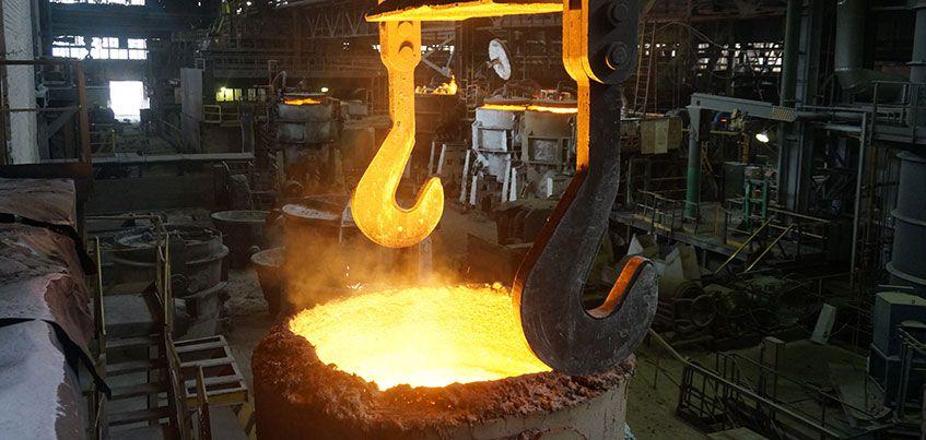 Удмуртия стала второй в ПФО по объемам металлургического производства