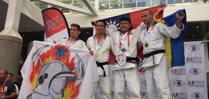 Полицейские из Удмуртии на Всемирных играх в Лос-Анджелесе выиграли первые три золота