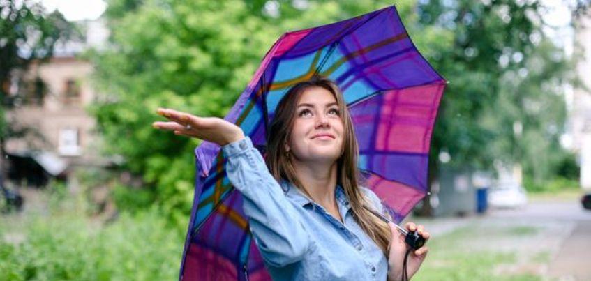 Погода в Ижевске: В будни ожидается прохладная и сухая погода