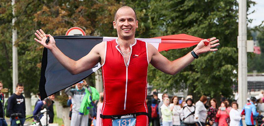 22 самых эмоциональных фото с соревнований по триатлону TITAN