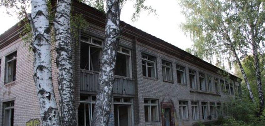 В Ижевске участок под бывшим госпиталем на улице Лихвинцева выставили на торги