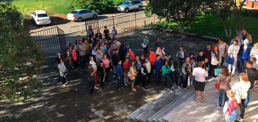 В очереди с 6 утра: за сутки в «Кванториуме» Ижевска набрали почти 70% учеников