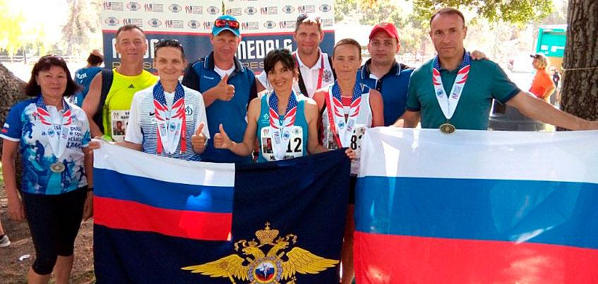 Полицейские из Удмуртии на Всемирных играх в Лос-Анджелесе завоевали уже 8 медалей