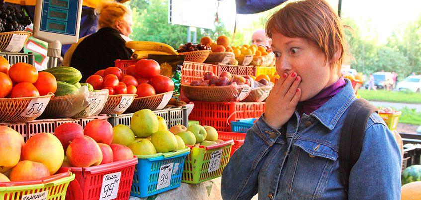 В Ижевске дорогие яблоки из-за плохой организации российского «яблочного» бизнеса?
