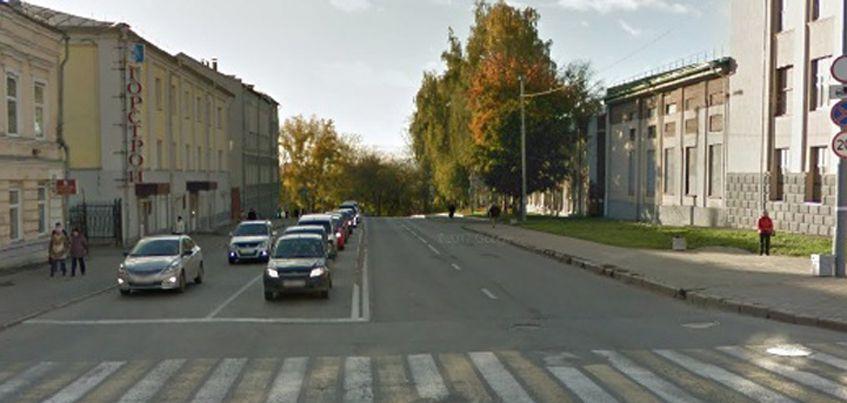 В Ижевске с 18 августа частично ограничат движение по улице Ленина