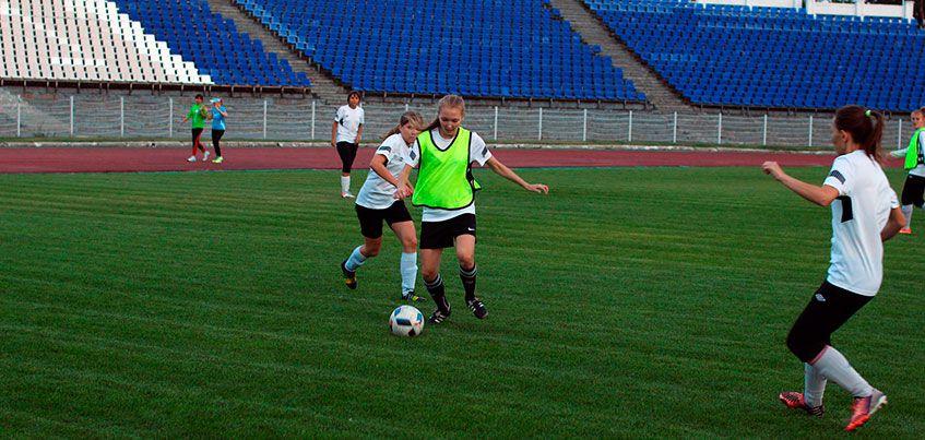 Женский футбольный клуб «Торпедо» сыграет с казанской командой в 4 туре Первенства России