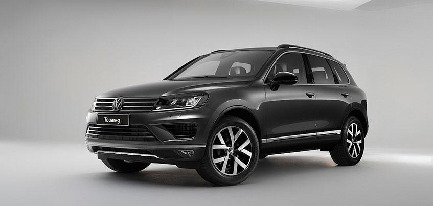 Ижевчанам стала доступна специальная версия Volkswagen - Touareg Wolfsburg Edition