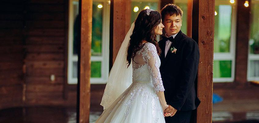 Ижевские молодожены: Продавали воздушные шары, чтобы накопить на свадьбу