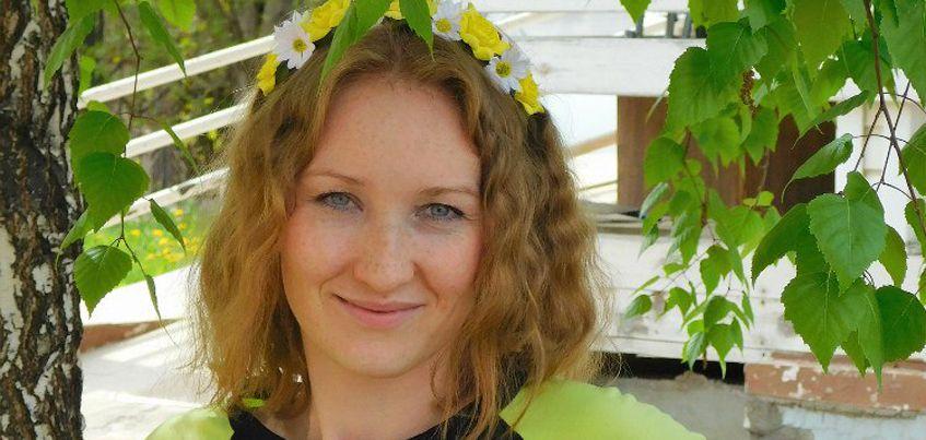 Жительница Удмуртии борется за победу в конкурсе красоты и таланта «Невская краса-2017»