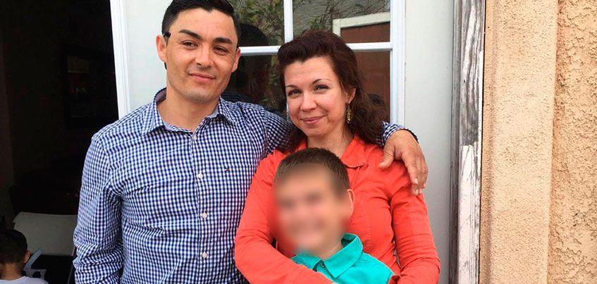 Американская драма: к сыну убитой сарапульчанки не пускают родных и близких