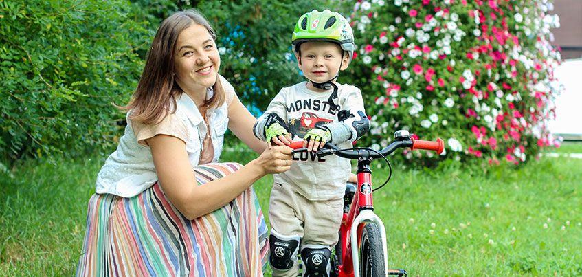 Альбина Вылегжанина: «Хочу, чтобы сын вырос трудолюбивым, как Максим»