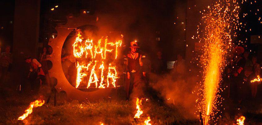 В Ижевске прошел второй Прикамский фестиваль крафта «CRAFT FAIR»