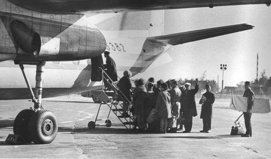 Есть повод: 70 лет назад в Ижевске появился аэропорт