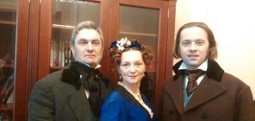 Ижевчанин сыграл друга Александра Пушкина в фильме «Гоголь. Начало»