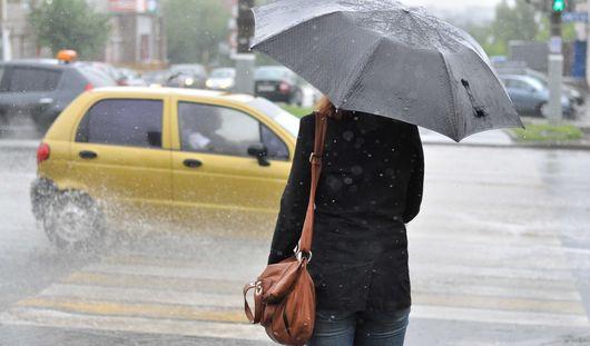 Гроза и усиление ветра ожидаются в Ижевске до 8 вечера