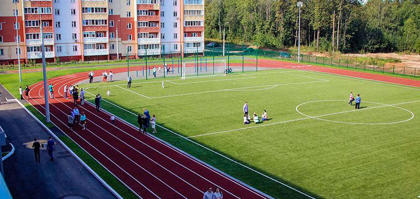 В Ижевске до 2021 года реконструируют 22 межшкольных стадиона