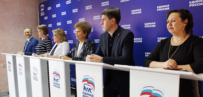 В Удмуртии стартовали дебаты праймериз «Единой России»