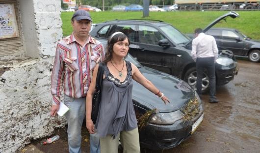 Автомобиль утонул, пока ижевчанка возмещала деньги за него по КАСКО