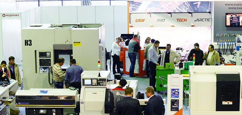 Выставки промышленных достижений впервые откроются на Центральной площади Ижевска