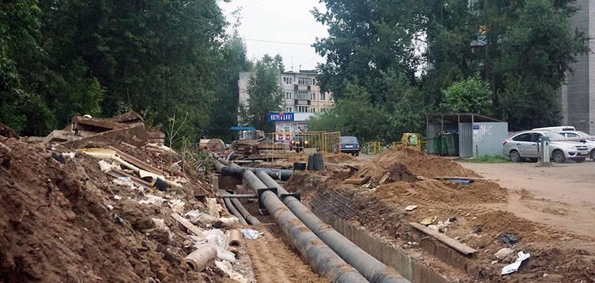 Горячая вода для терпеливых: как в Ижевске прошел сезон испытаний и ремонта сетей