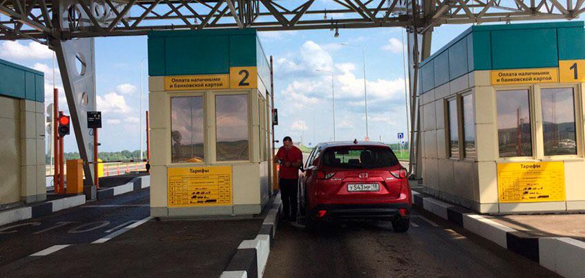 Власти Удмуртии отказались вводить бесплатный проезд по мосту через Каму