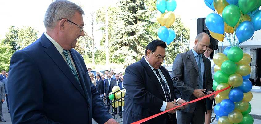 В Ижевске открылась Клиника восстановительной медицины «Аксион»