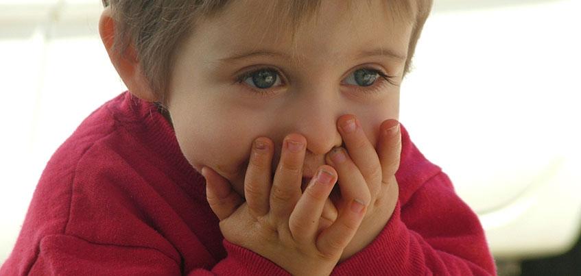 Почему молчит малыш?