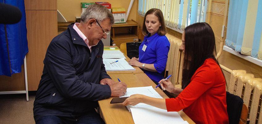 Глава Ижевска проголосовал на выборах-2017 в Удмуртии