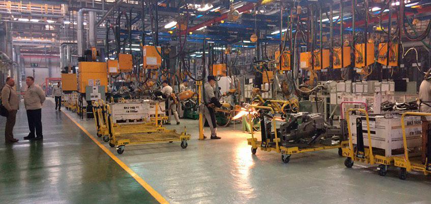 Начало производства LADA Vesta SW в Ижевске: как стартовало производство универсала и в чем особенности новинки?