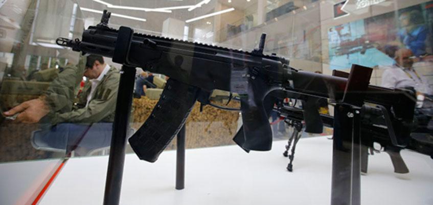 ФСБ России заинтересовалась новым автоматом Концерна «Калашников» из Ижевска