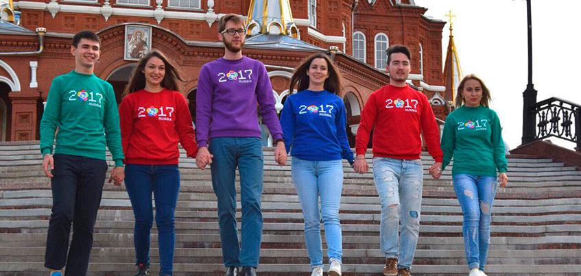 Ижевск вошел в 15 городов России, которые примут XIX Всемирный фестиваль молодежи и студентов