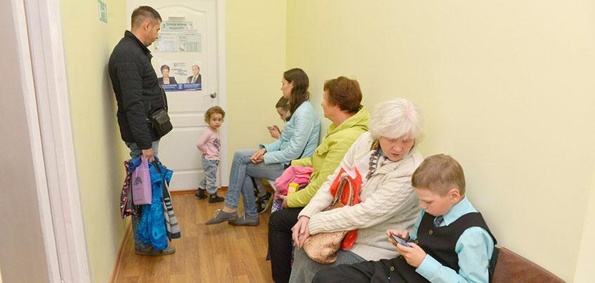 На улице Берша в Ижевске открыли долгожданный медицинский кабинет