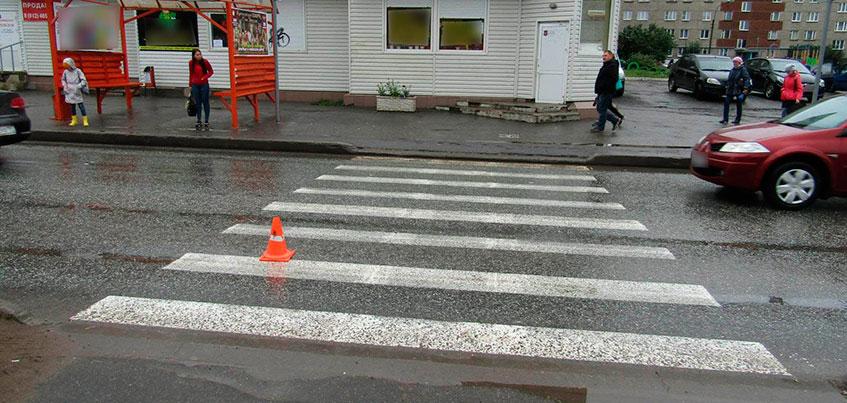 Иномарка сбила 14-летнюю девочку на Союзной в Ижевске