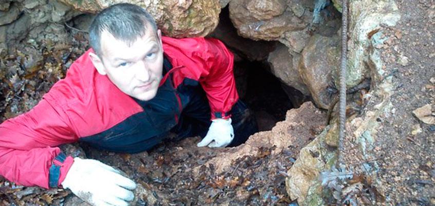 Дайвер из Удмуртии пропал в подводной пещере в Сочи
