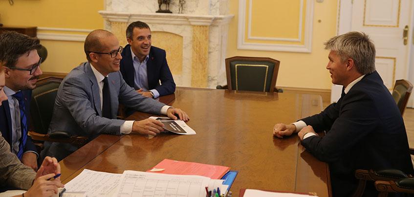 Более 60 млн рублей выделят на строительство двух спортивных центров в Удмуртии