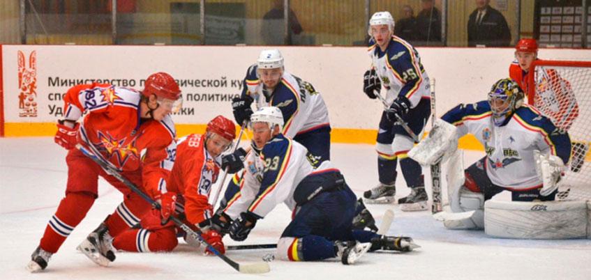 Хоккеисты из Ижевска одолели на своем льду самарский «ЦСК ВВС»