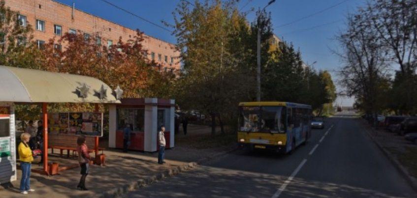 В Ижевске перенесут остановку «Поликлиника нефтяников»