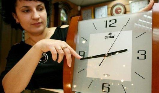 70% ижевчан хотят жить по «московскому» времени