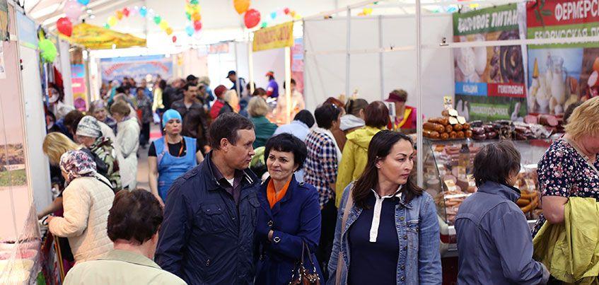 Одна из лучших ярмарок России откроется на Центральной площади Ижевска