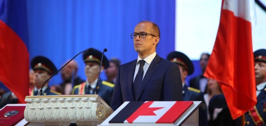 Новая конституция и клятва на удмуртском: Как прошла инаугурация Главы Удмуртии