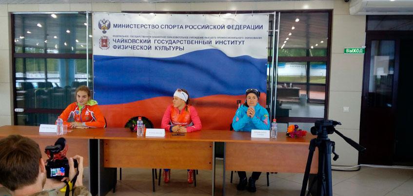 Биатлонистка из Удмуртии Валентина Телицина заняла 4 место на Чемпионате России