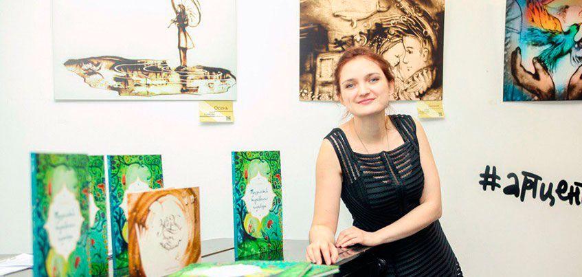 Ижевчанка победила на международном фестивале песочной анимации
