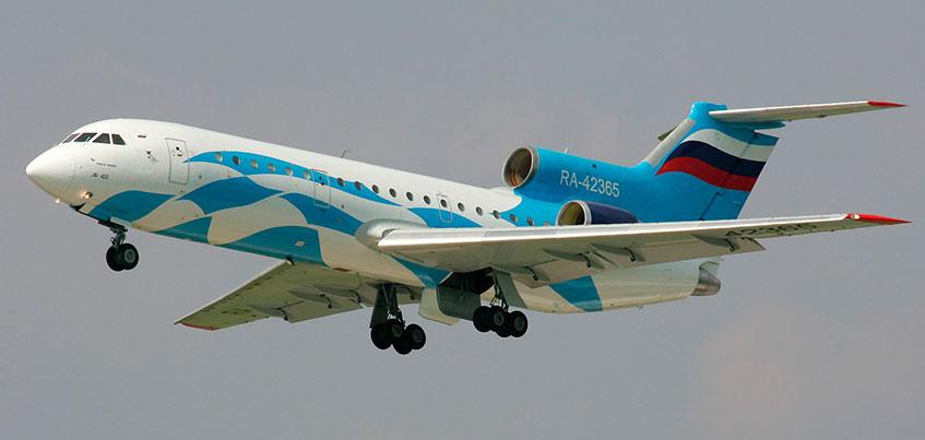 «Саратовские авиалинии» запустили авиарейсы из Ижевска в Москву