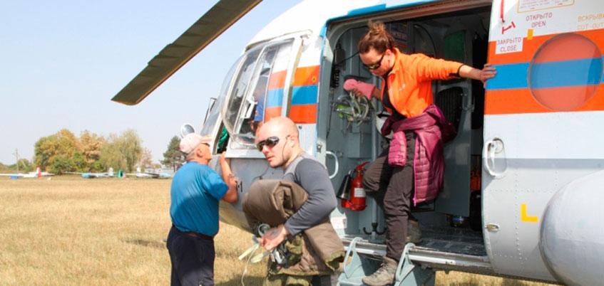 Альпиниста из Ижевска эвакуировали с горы Казбек из-за подозрения на обморожение ног