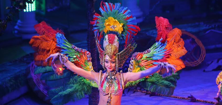Летающий тигр, белоснежный пегас и 28-тонная декорация: чем удивляет ижевчан «Королевский цирк»