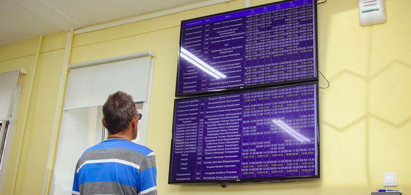 В еще 5 больницах Ижевска стартует проект «Бережливая поликлиника»