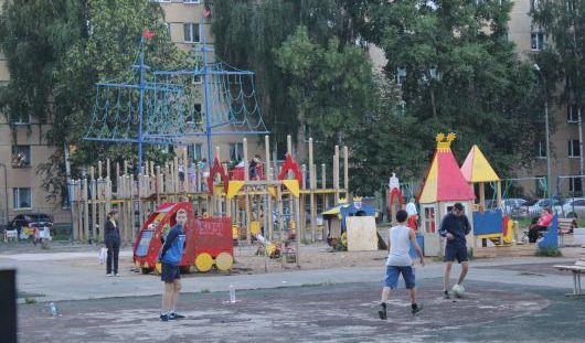 В Ижевске демонтируют «Кораблик» от Натальи Водяновой