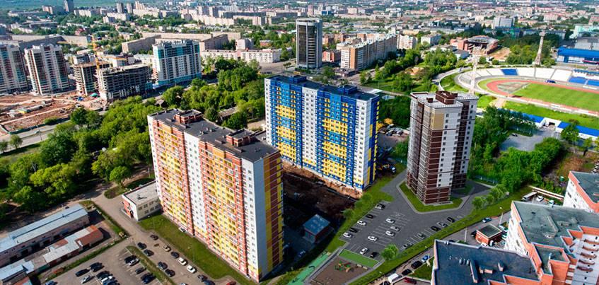 ЖК «Советская, 41»: дом цвета слоновой кости