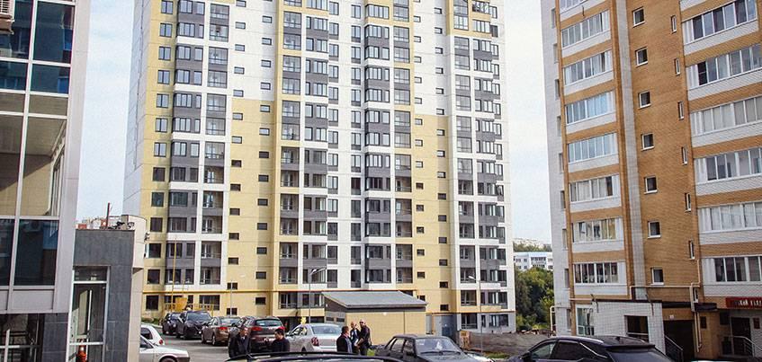 В Ижевске открылся новый жилой комплекс «Солнечный»