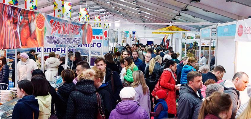 На Центральной площади Ижевска откроется «Всероссийская ярмарка»